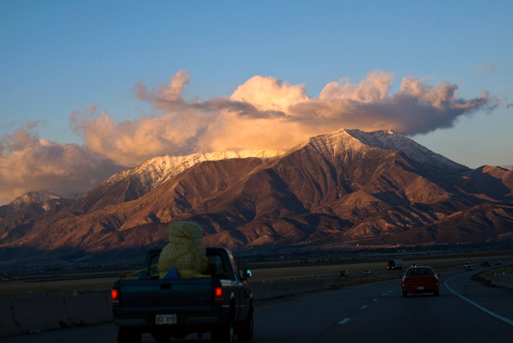 Mount Nebo, the tallest peak in the Wasatch Range, can be scaled with an 8.7-mile, round-trip hike.