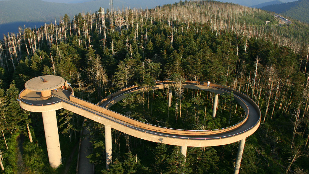 6 Ways to Hike to Clingmans Dome Tennessees Highest Mountain