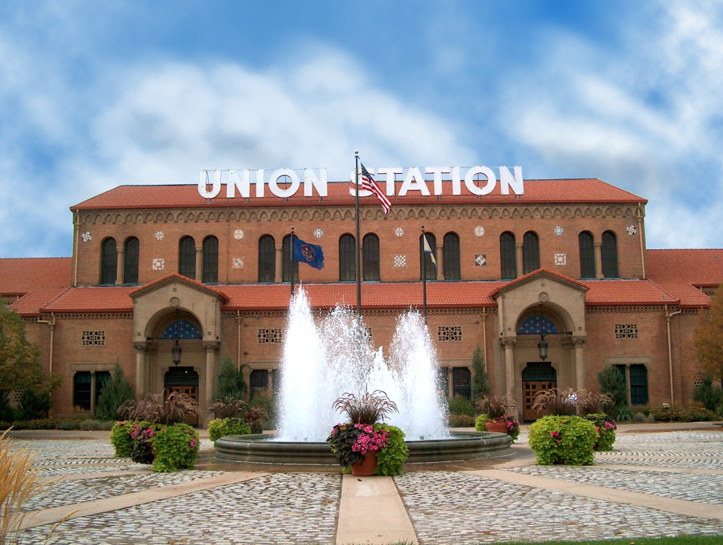 Union Station remains an Ogden landmark.