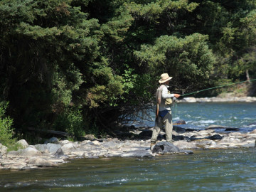 North fork of the shoshone river fishing for East fork lake fishing report