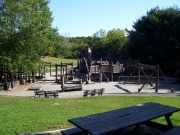 Ansonia Nature Center Playground