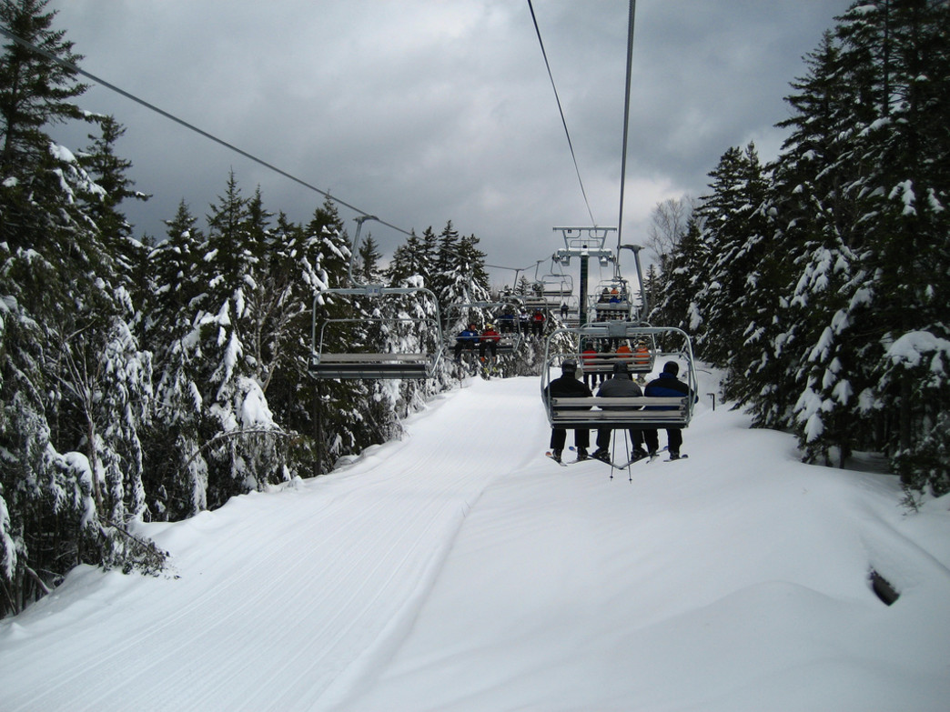 an insider's guide to the best inbound skiing at loon mountain resort