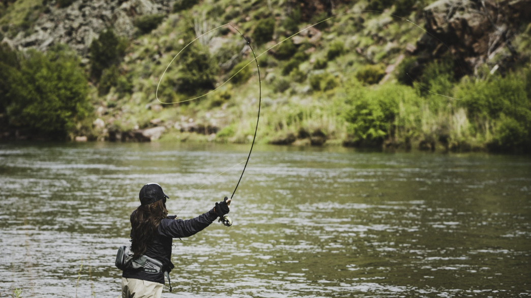 The glory of fly fishing the green river in utah for Fly fishing salt lake city