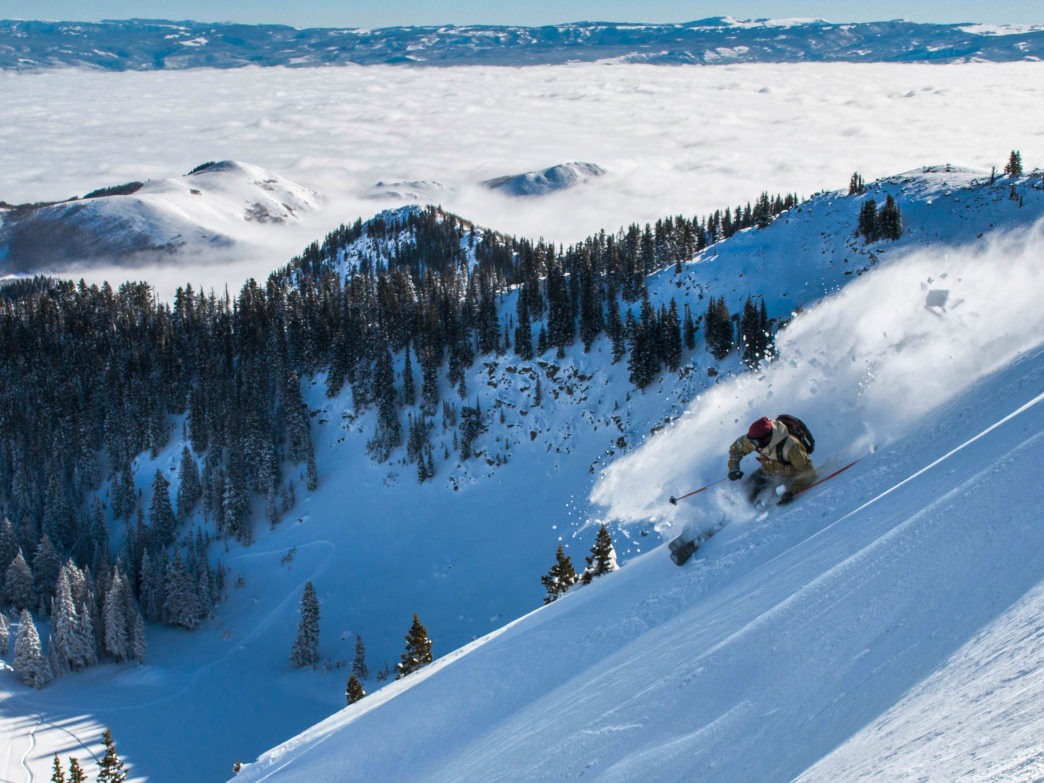 A vacation to Utah is an easy way to sample a wide variety of amazing skiing.