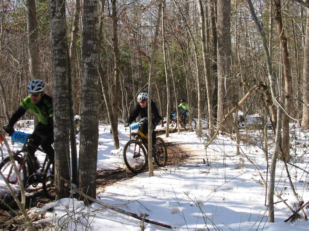 The Winter Short Track series offers cyclists a challenging and fun ride in the typical off-season.