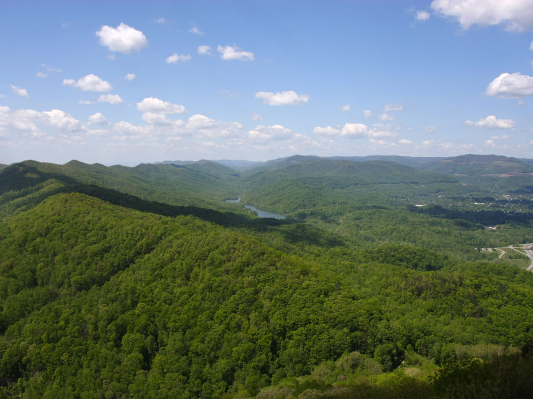 Wilderness Road Campground is the ideal base camp for exploring the Cumberland Gap area.