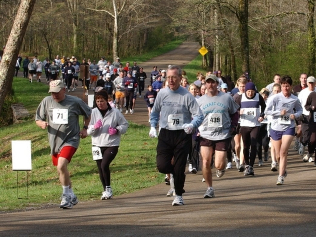 The CTC organizes the Chickamauga Chase, the oldest road race in the area.