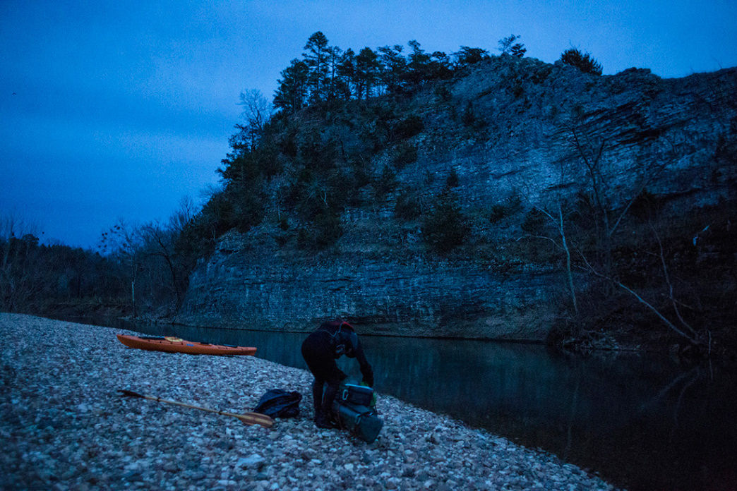 Skull Bluff, Woolum, Buffalo National River