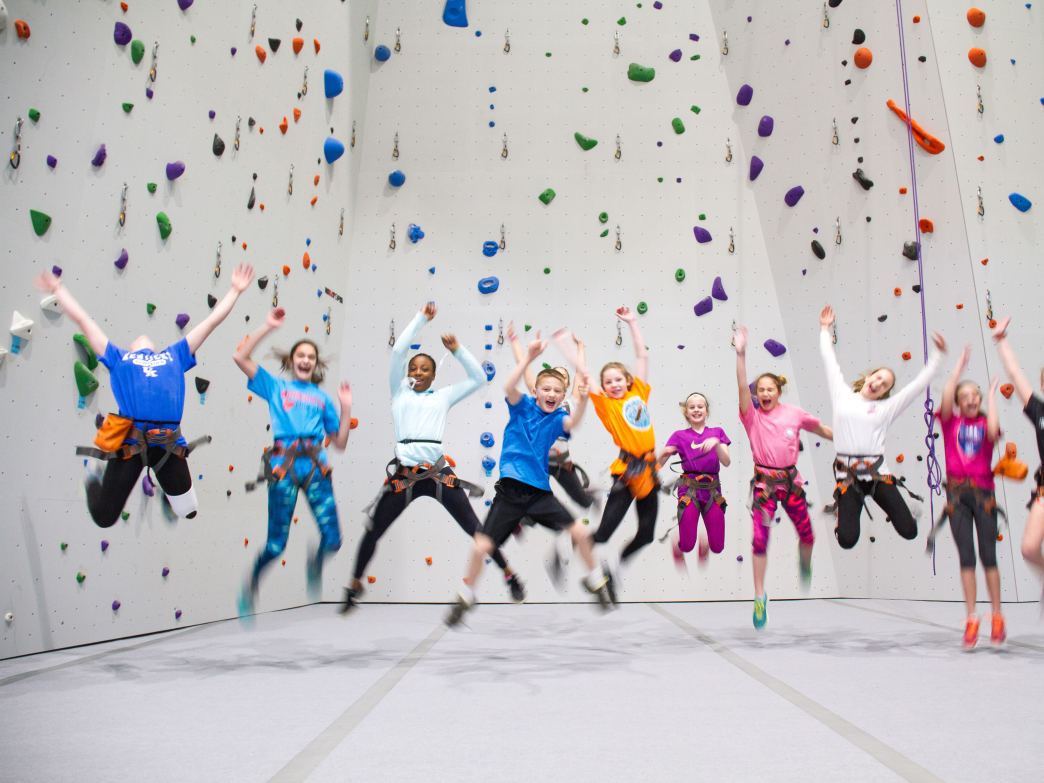 Onsight Climbing Gym is family- and kid-friendly.