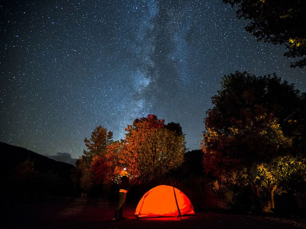 Washington is full of places to soak in the wonders of the night sky.