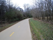 Image for Big Creek Greenway - Cycling