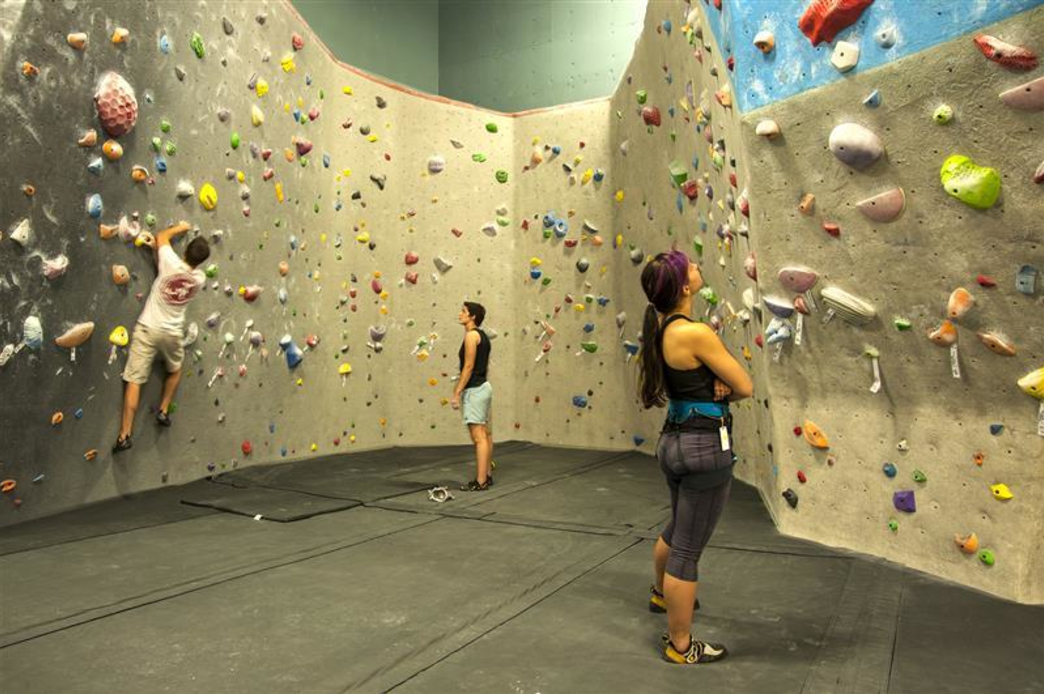 High Point Climbing And Fitness Sofia Bunger