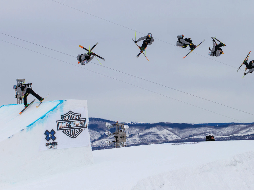 . Big Air is known for its unprecedented and innovative moves. This event is a favorite among athletes and spectators, with tricks and the craziest aerial maneuvers you could ever imagine.