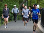 Image for Central Park - Running