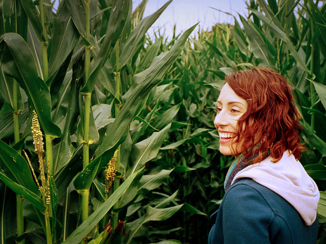 Getting lost in a corn maze is one of the most quintessentially autumn things you can do.