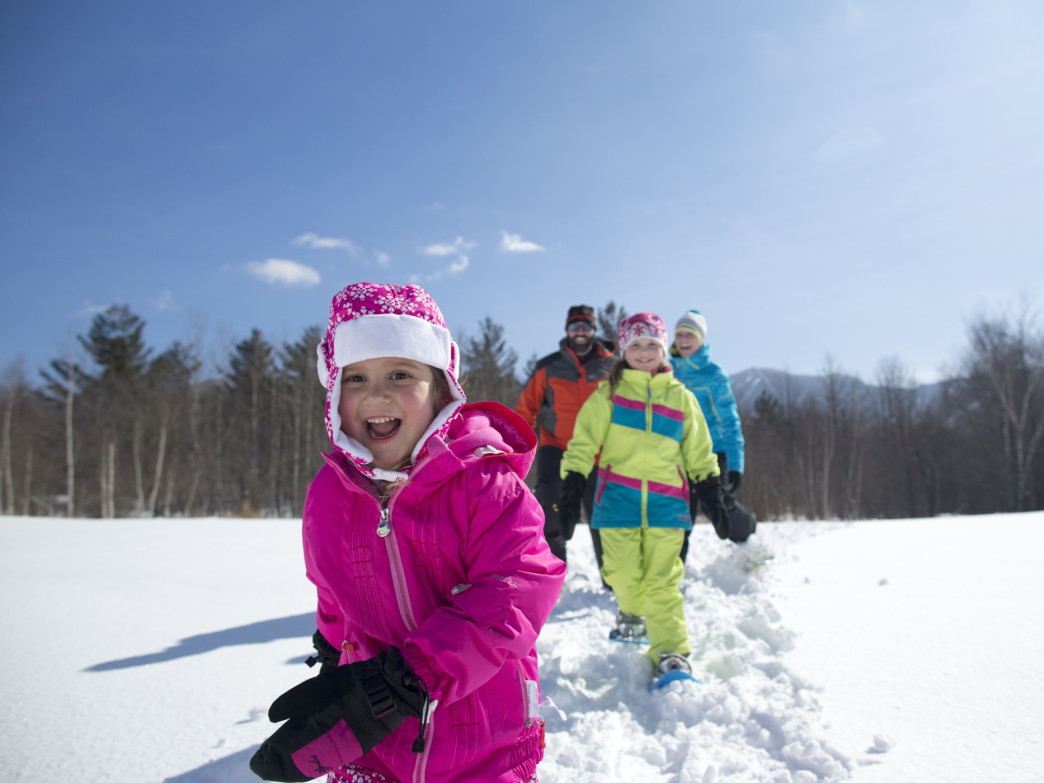 Kids can't help but have fun with all the awesome activities at Smugglers' Notch.