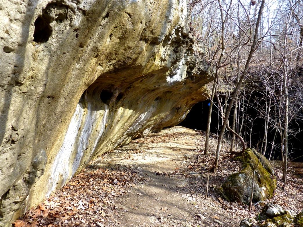 Natural Tunnel Trail.