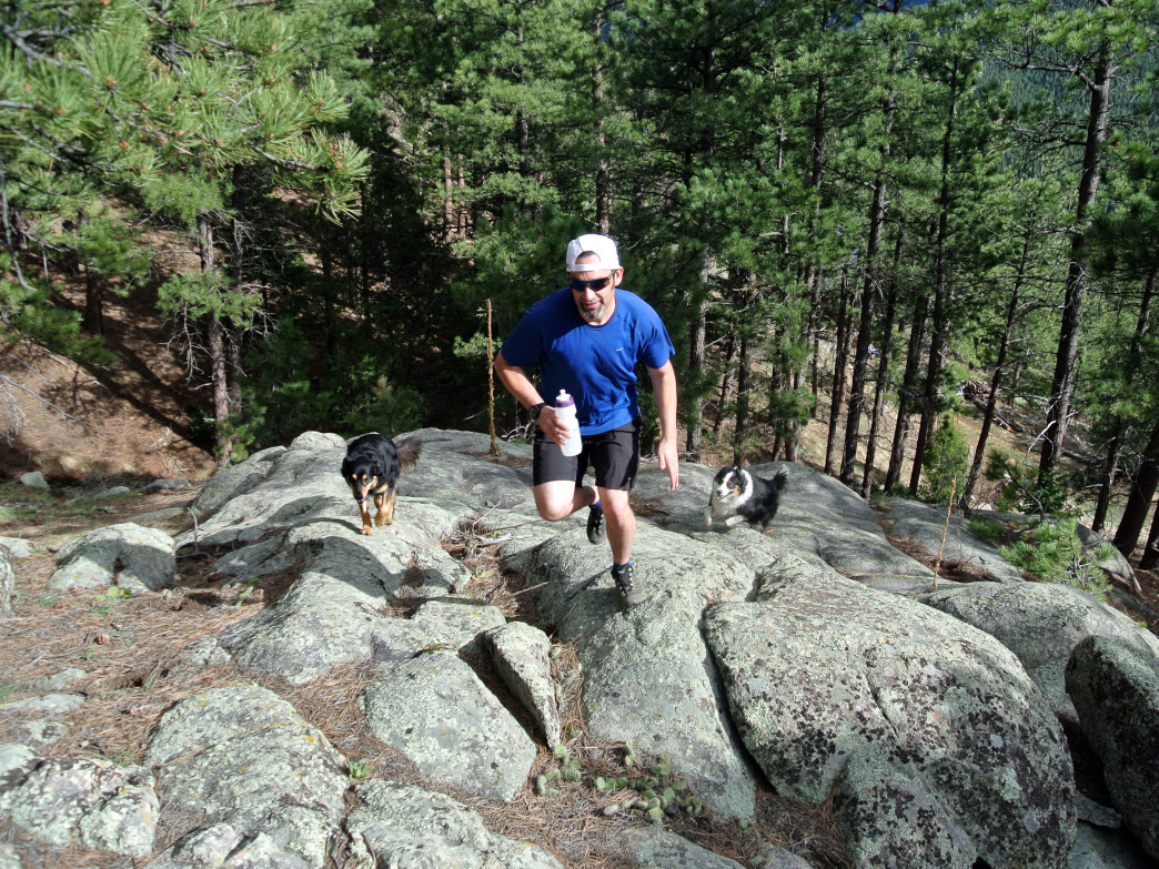 The Bear Peak-South Boulder Loop is guaranteed to give you an excellent workout.