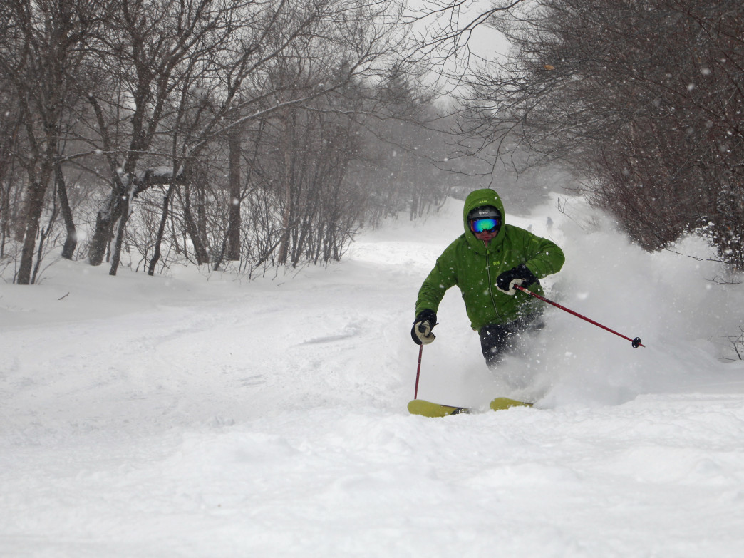 While some Vermonters would like to cede it to New York, there's plenty of classic New England skiing to be had at Mount Snow.