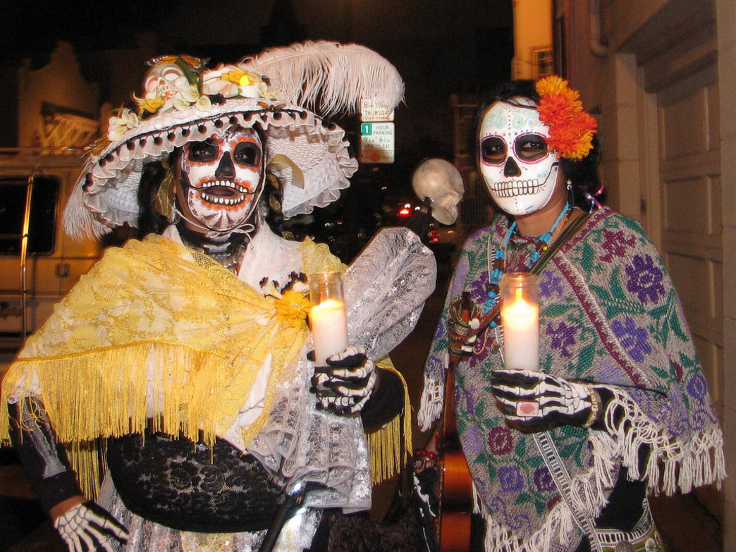 Day of the Dead is one of San Francisco's most authentic seasonal celebrations.