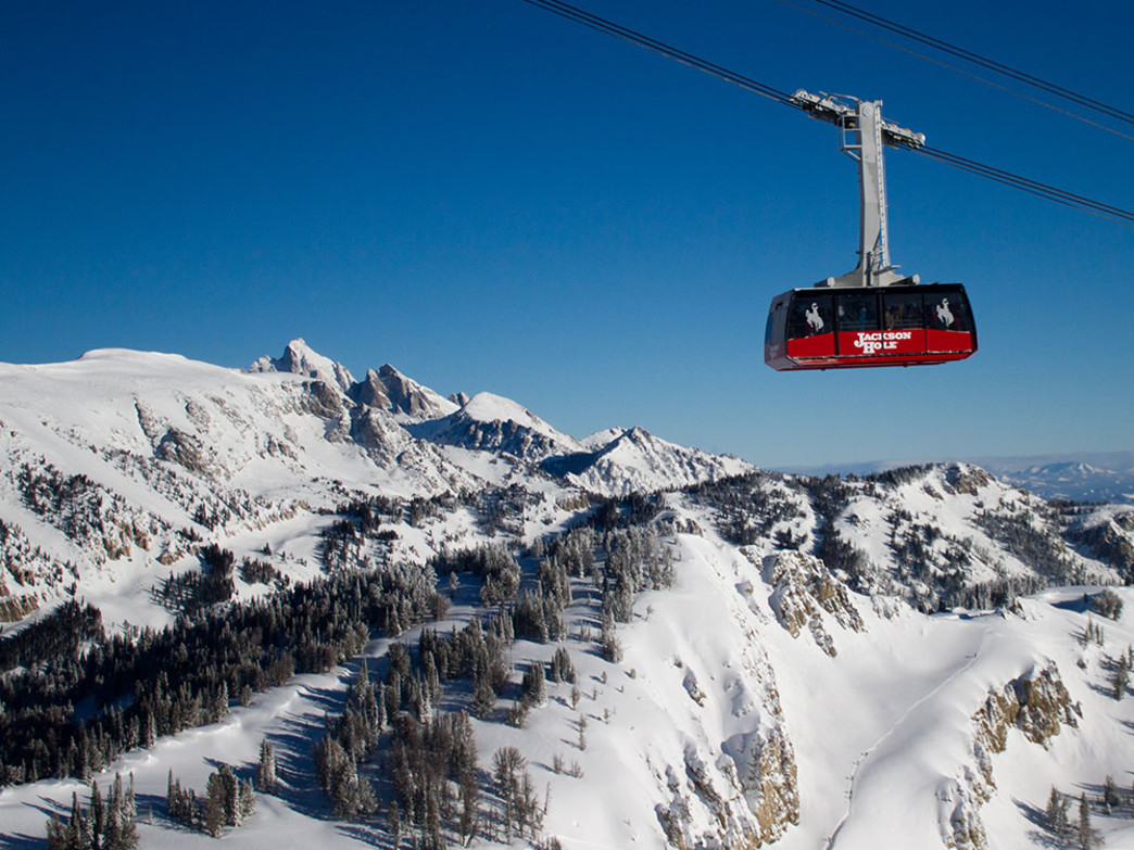 Hit the slopes at Jackson Hole Mountain Resort for throwback prices on lift tickets this Thanksgiving.