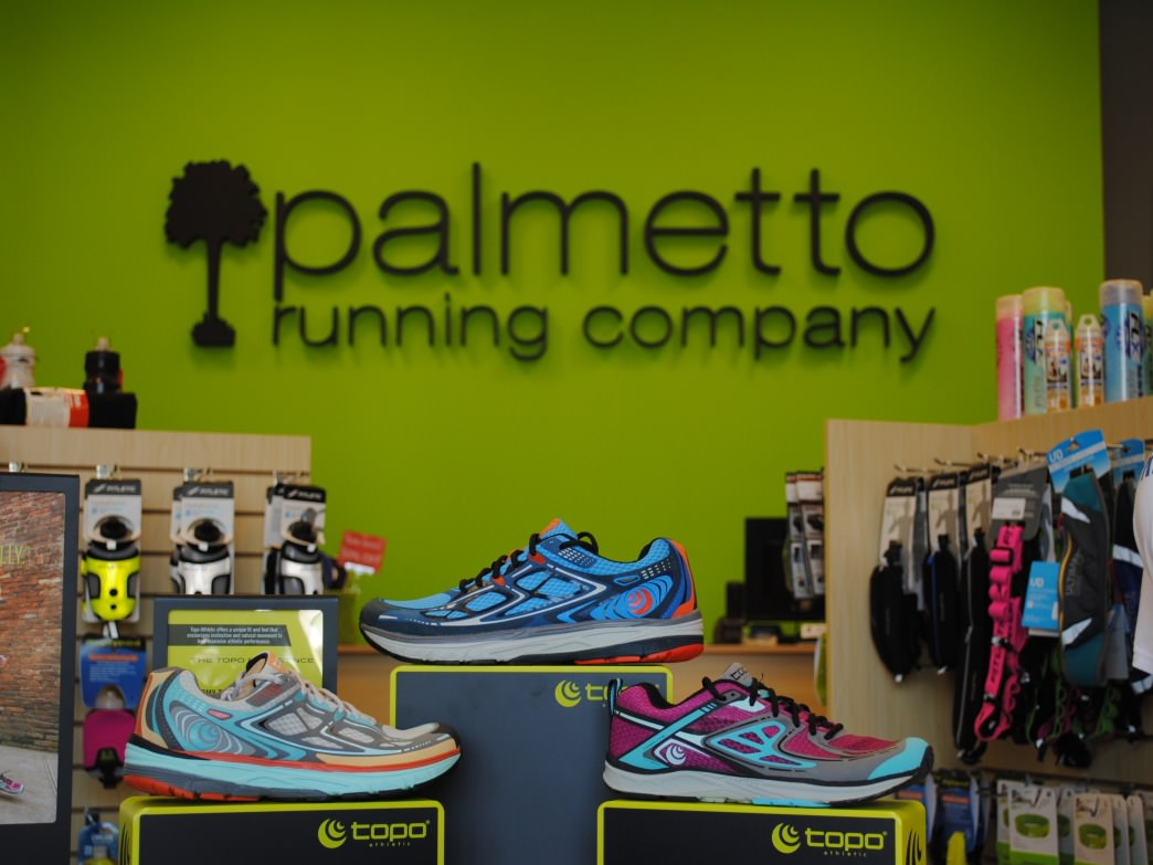 Two locations on the island make a stop at the Palmetto Running Company a convenient way to grab gear and beta for your Hilton Head jog.     Rob Glover