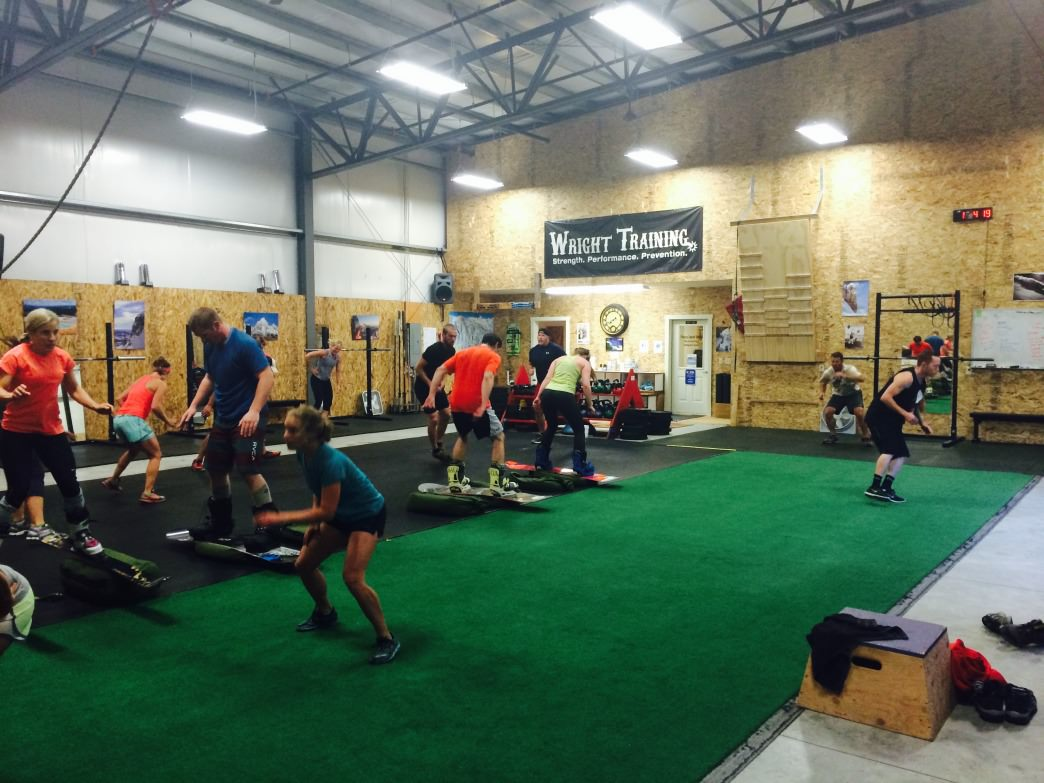 Off-season ski fitness classes are a great way to have fun and get ready for ski season.