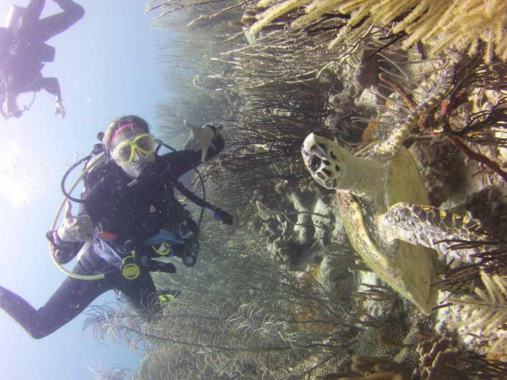 Scuba Diving In A Landlocked State