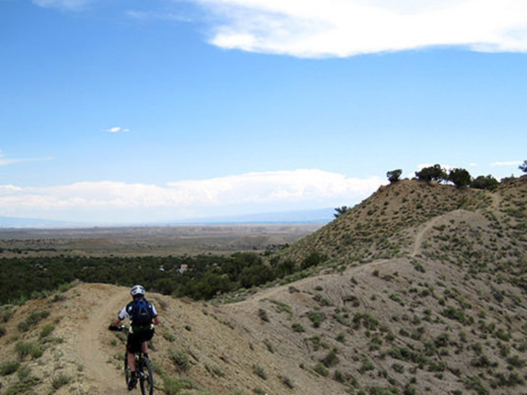 Four hours of driving just might be worth it for Fruita trails.