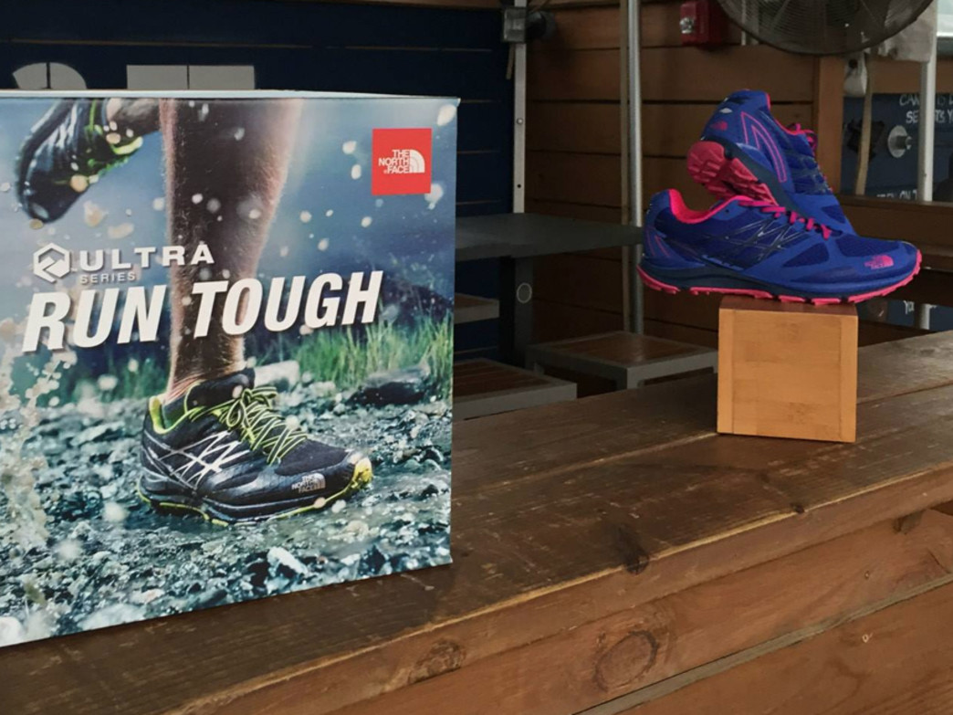 Hudson Trail Outfitters is a great spot to refresh your running kit