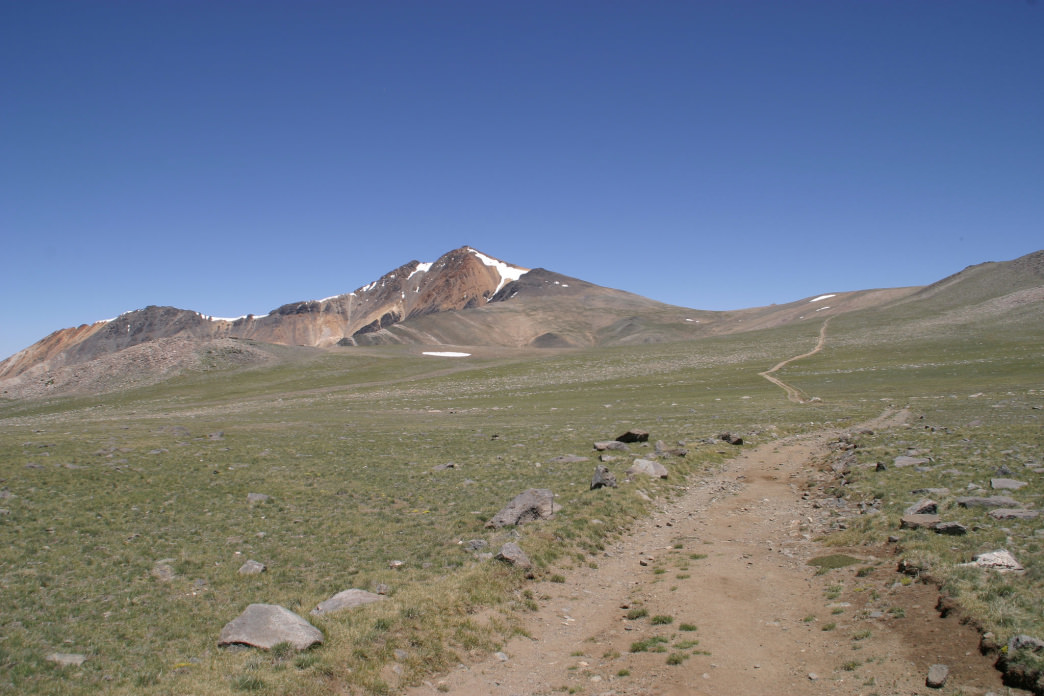 Will White Mountain be your first 14er?