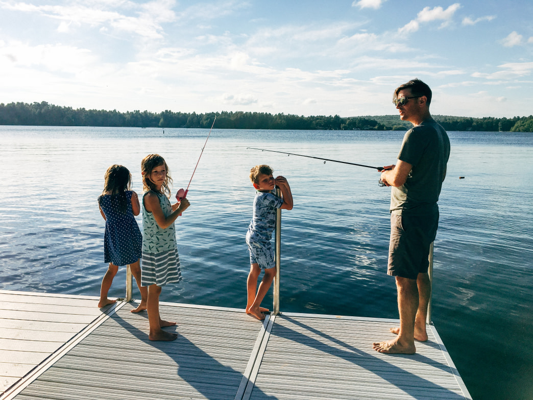 Fishing on Maine's Lakes