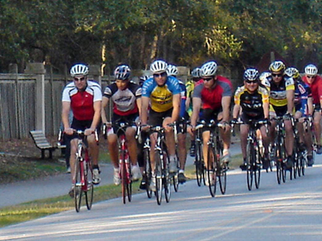 Hilton Head is a great spot for long, challenging rides