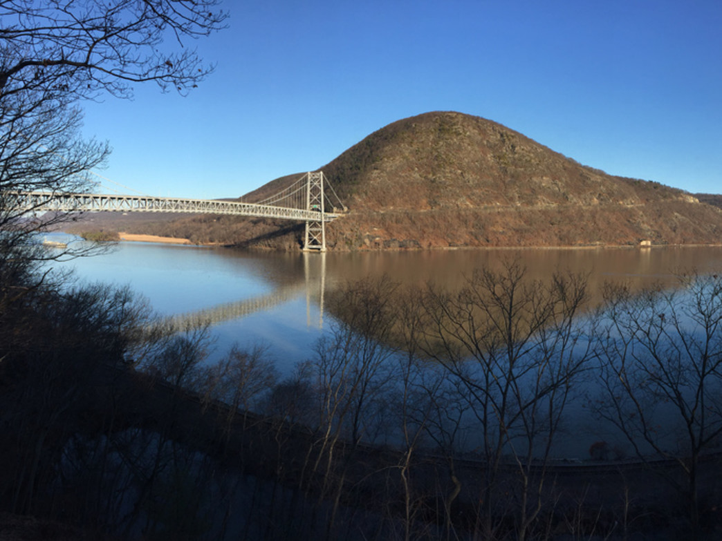 If you have a car, there's nothing better than a quick trip to Bear Mountain State Park