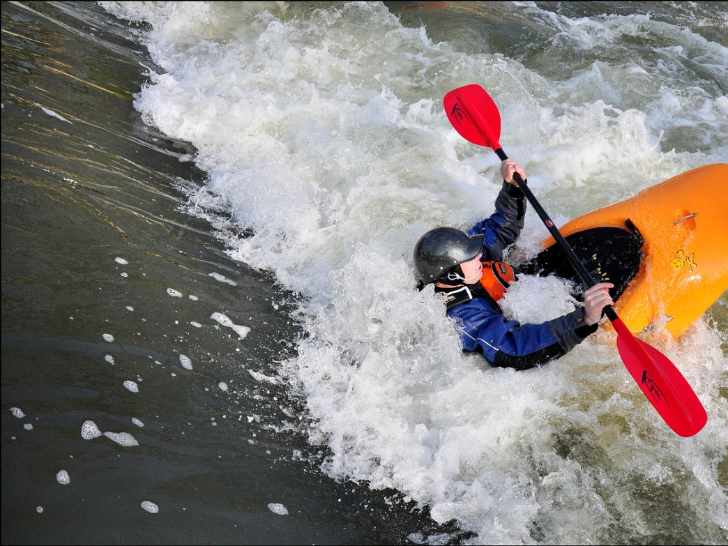 Spring is prime time for mastering your kayaking skills.