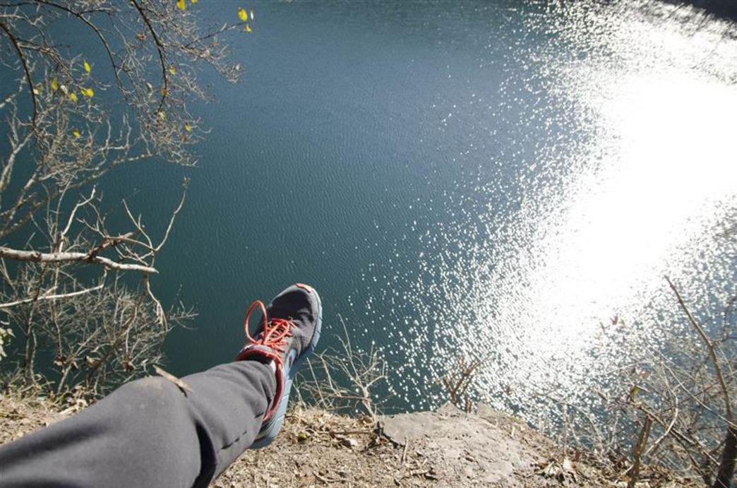 Fort Dickerson Quarry - Hiking