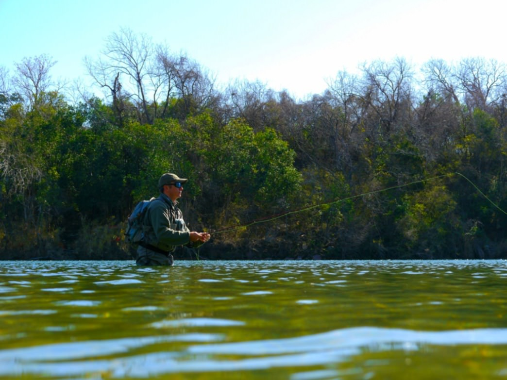 fly fishing in austin
