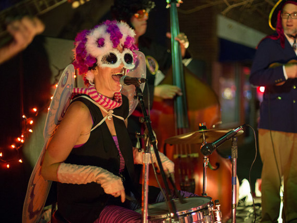 Check out the great late-night Halloween parties around town.