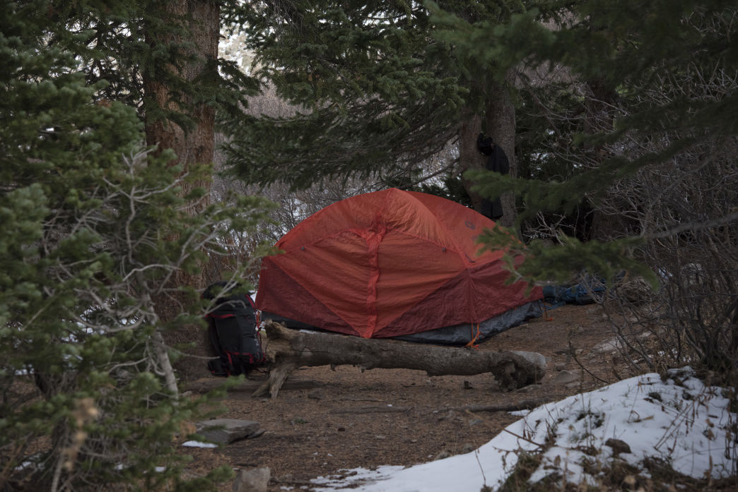 With far fewer crowds in the fall, it's much easier to snag one of the coveted campsites.