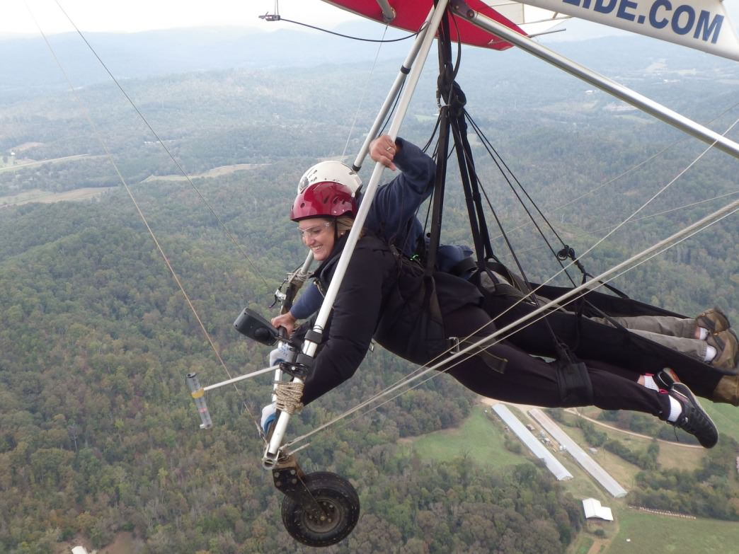 Chattanooga Hang Gliding.