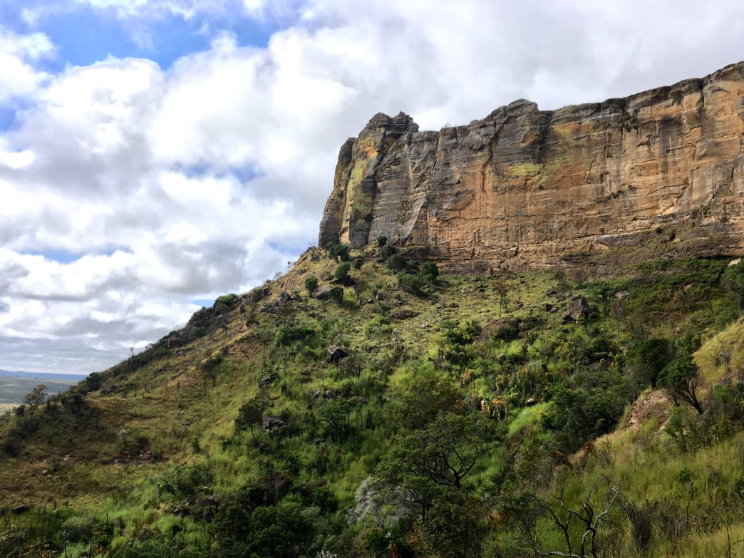 Madagascar's Isalo National Park is brimming with hiking and backpacking adventures.