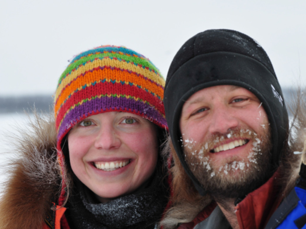 Amy and Dave Freeman will be spending a year living in the wild of northern Minnesota.