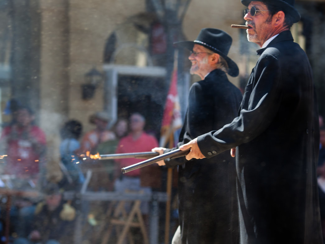 It may be the modern-day capital, but Sacramento hasn't forgotten its roots. Don't miss the historical reenactments during the annual Labor Day Weekend Gold Rush Days.
