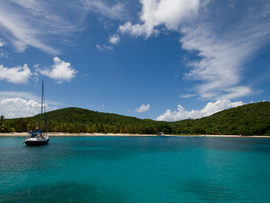 Learn to rig - and race - a sailboat in the Caribbean.