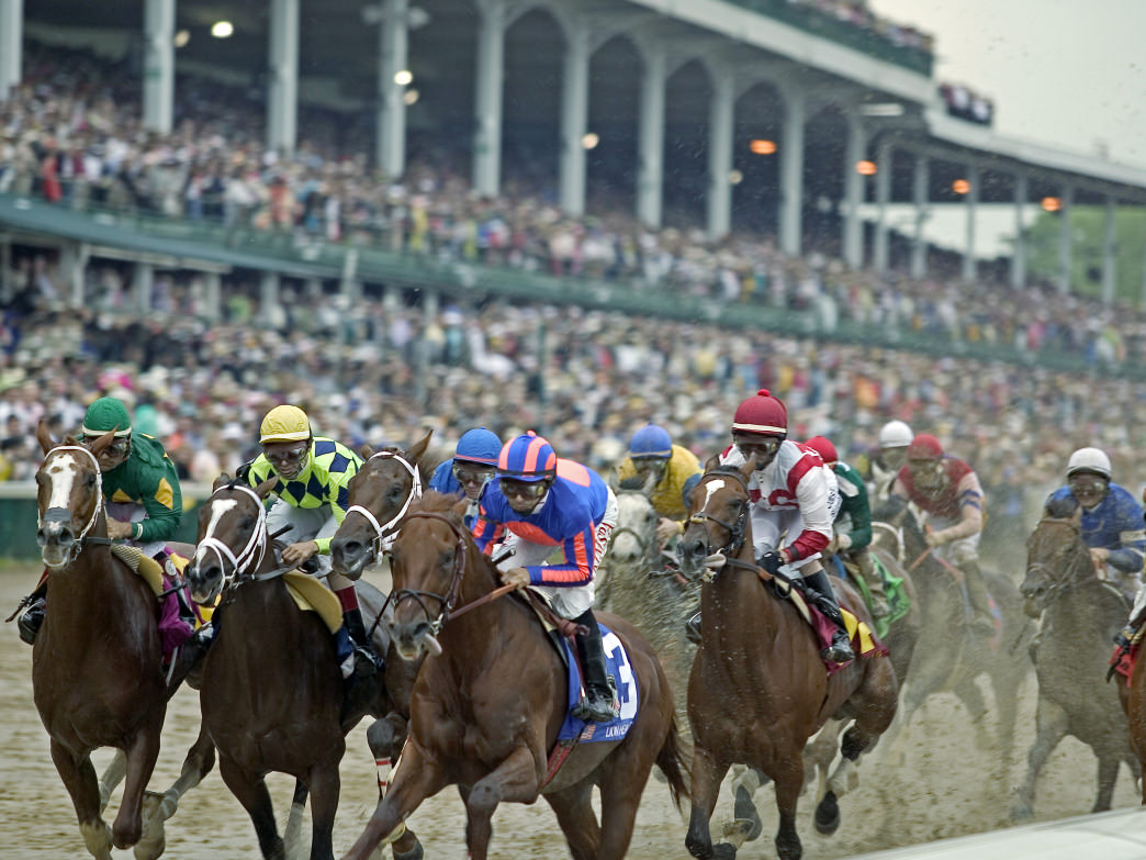 Come experience the most famous horse race in the world.