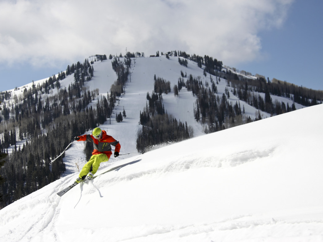 Park City's two resorts have so much terrain to cover, you won't get close to exploring it all in seven days.
