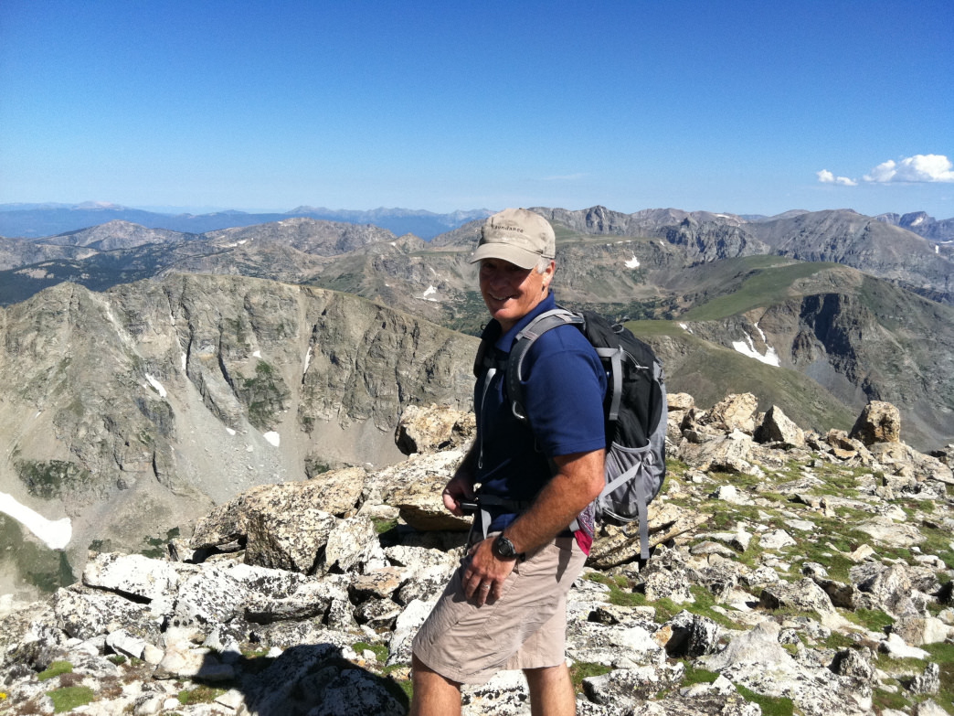 Nick Cerretani is the owner of Cerretani Aviation Group and an experienced Colorado adventurer.