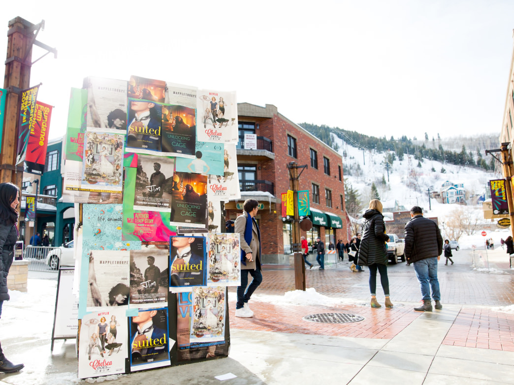 The Sundance Film Festival is one of the most popular times to visit Park City.