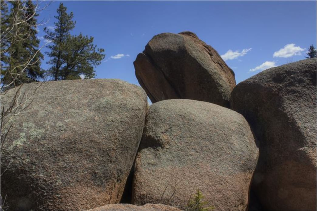 Florissant Fossil Beds National Monument Hiking
