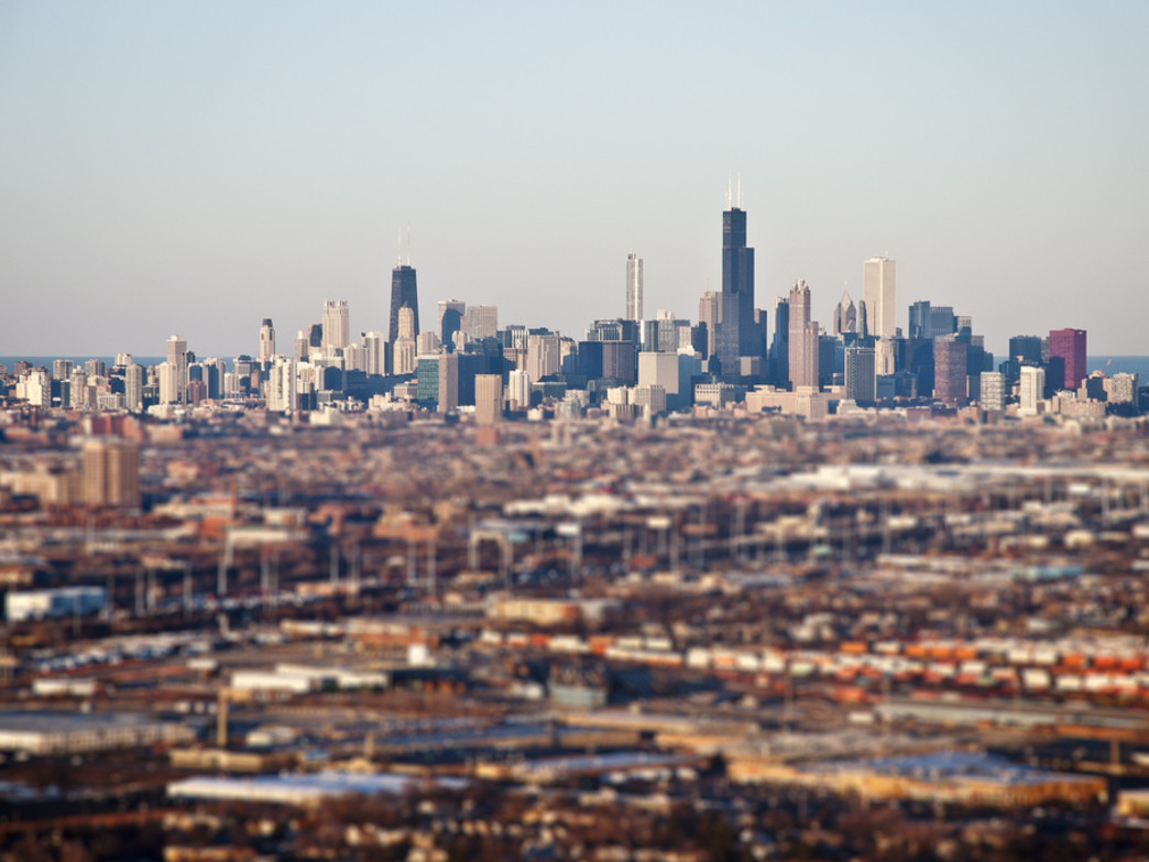 Chicago has several options for a New Year's Run.